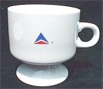 Delta Airlines Restaurant Ware Cup