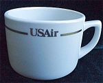 U S Air Restaurant Ware Airline Cup