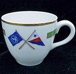 Lamberton China Yacht Club Restaurant Ware Demitasse Cup