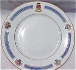Granada Hotel Restaurant Ware China Plate