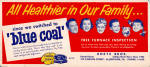 Blue Coal Blotter
