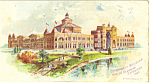 Columbus Buggy Company Trade Card