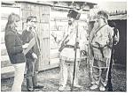 Tecumseh's Indian Trading Post Trade Card