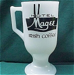 Hotel Magee Irish Coffee Restaurant Ware Cup