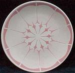 Jackson China Geometric Design Plate