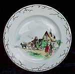Coach And Four Restaurant Roanoke Va Restaurant Ware Plate