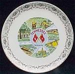 Tennessee Souvenir Plate