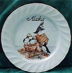 Alaska Souvenir Plate
