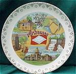 Arkansas Souvenir Plate