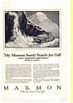 1923 Marmon Barney Oldfield Ad
