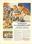 Studebaker Craftsmanship Ad 1946