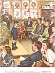 Plymouth Christmas Ad 1948