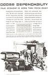 Dodge 6 And 8 Ad Ca 1930