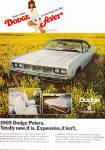 1969 Dodge Polara Ad
