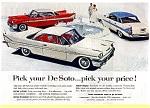 1958 Desoto Full Line Ad