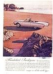 1962 Thunderbird Convertable Ad