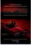 1976 Thunderbird Bordeaux Ad