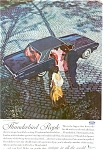 1962 Thunderbird Landau Ad