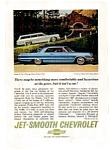 1963 Chevrolet Implala And Bel Air Ad
