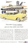 1955 Chevrolet Bel Air 4-door Sedan Ad