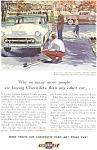 1953 Chevrolet Two Ten Sedan Ad