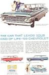 1959 Chevrolet Full Line Wagon Ad