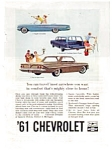 1961 Chevrolet Ad