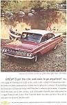 1959 Chevrolet Bel Air Sedan Ad