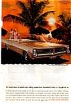 1964 Pontiac Bonneville Convert.,ad