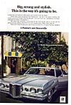 1970 Pontiac Bonneville Ad