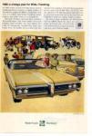 1968 Pontiac Bonneville Ad