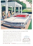 1960 Pontiac Bonneville Vista Ad