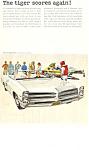 1966 Pontiac 2+2 Convertible Ad