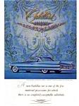 1961 Cadillac Hardtop Ad Jewels