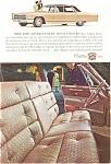 1966 Cadillac Four Door Hardtop Ad