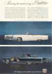 1960 Cadillac De Ville Convertible Ad
