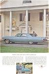 Cadillac 4-door Hardtop Ad