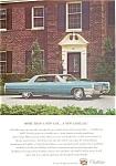 1965 Cadillac Coupe De Ville Ad