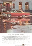 1965 Cadillac 4-door Hardtop Ad