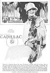 1926 Cadillac Advertisement