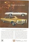 1968 Cadillac Fleetwood Ad