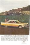 1963 Cadillac Fleetwood Ad