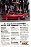 1977 Oldsmobile Delta 88 Ad