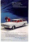 1965 Oldsmobile Vista Cruiser Ad