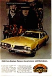 1969 Oldsmobile Vista Cruiser Ad