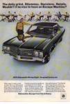 1970 Oldsmobile 98 Ad