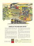 Gm Locomotives Ad 1945