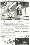 American Car And Foundry Railroad Car Ad