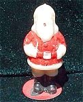 Socony Oil Co. Santa Claus Tavern Candle