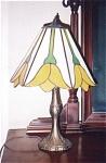 Yellow Tulips Lamp